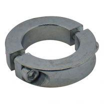 """Stelring staal deelbaar 1 1/4"""""""