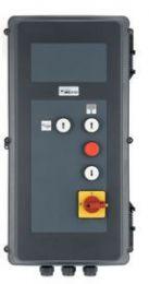 MFZ RS200+CS310 Universele dockleveller-besturing, voor docklevellers/deuren met scharnierende klep, zonder autoreturn-functie