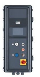 MFZ RS300K+CS310 Universele dockleveller/deur-besturing, voor docklevellers met scharnierende klep, met autoreturn-functie