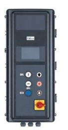 MFZ RS300V3+CS310 Universele dockleveller/deur-besturing, voor docklevellers met uitschuifbare klep, met autoreturn-functie