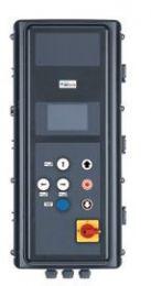 MFZ RS300V+CS310 Universele dockleveller/deur-besturing, voor docklevellers met uitschuifbare klep, met autoreturn-functie
