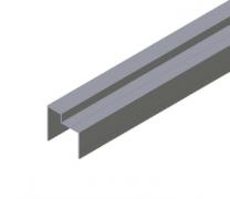 Aanpasprofiel geschikt voor Crawford panelen 6000mm